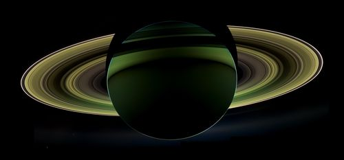 Saturn_NASA Cassinni
