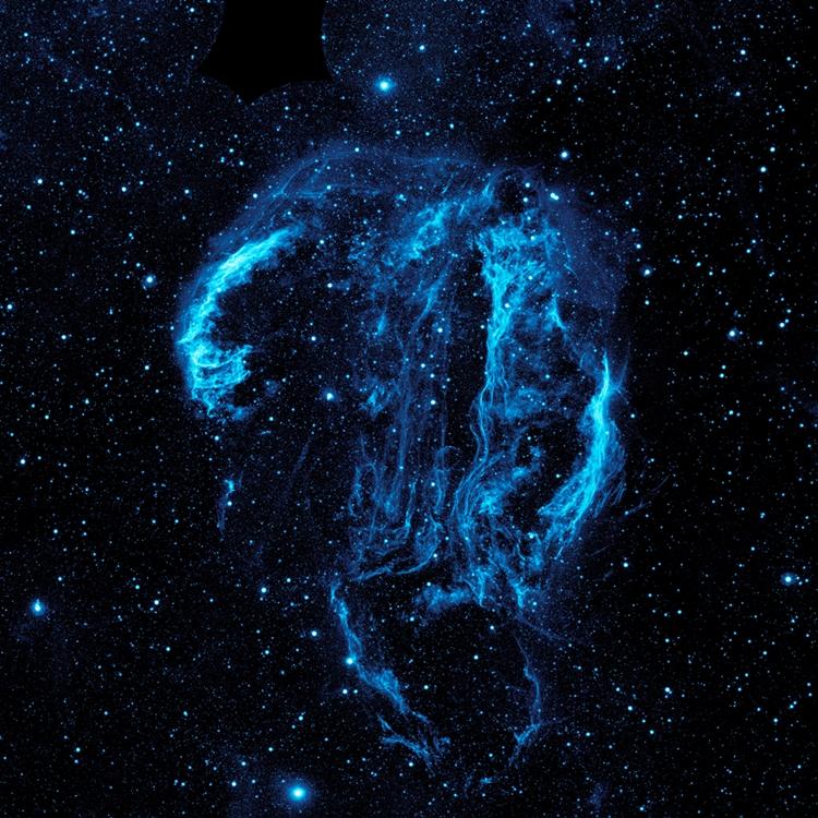 Cygnus loop nebulas_NASA_750